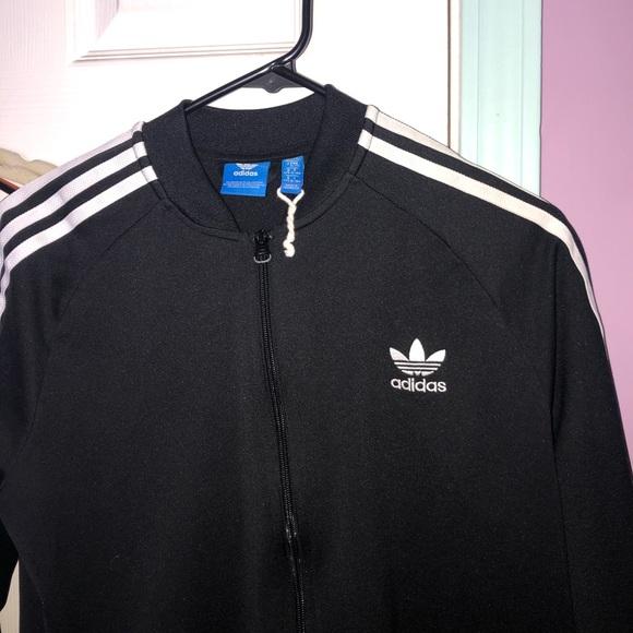 Youth Boys Adidas Track Jacket Size Xl